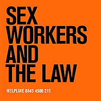 Sex Workers and the Law (PDF)