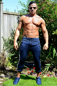 Allan-Knight Gay Male Escort Photo 1
