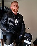 Red-Muscle - Gay Male Escort in Leeds